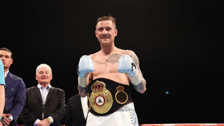 Ricky Burns wants 'big fights' after his WBA super-lightweight title success