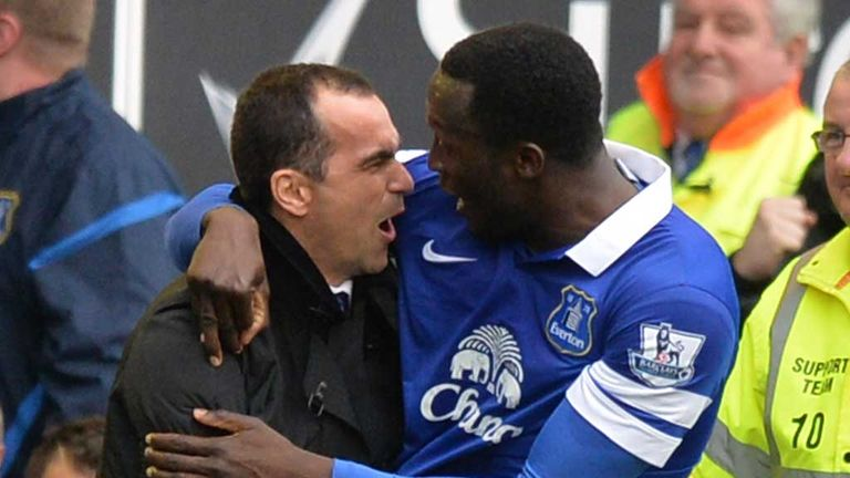 Romelu Lukaku: Everton wouldn't let me go