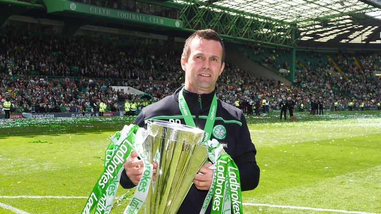 Ronny Deila bowed out last weekend after delivering a fifth successive title to Celtic