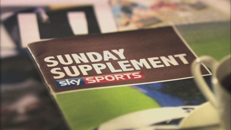 Alyson Rudd, Jack Pitt-Brooke and Charlie Wyett are on this week's Sunday Supplement