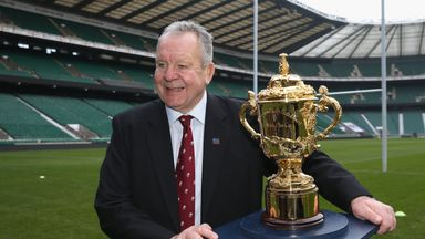 World Rugby chairman Bill Beaumot has admitted awarding the 2019 World Cup to Japan is a risk