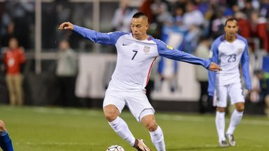 Bobby Wood has made 16 appearances for the United States