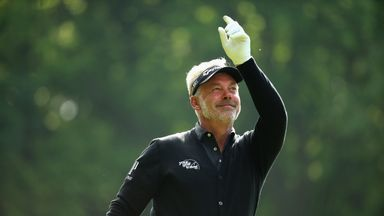 Darren Clarke is delighted with his Europe squad