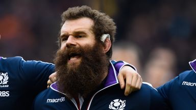 Geoff Cross has retired from rugby and will ply his trade as a doctor