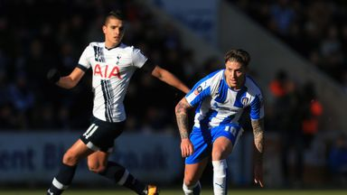 Charlton have had their bid for George Moncur rejected by Colchester