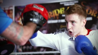 Jack Bateson weighing up the options for his next move in boxing