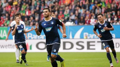 Germany international Kevin Volland signs five-year deal at Bayer Leverkusen