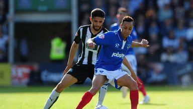 Kyle Bennett: Portsmouth stay extended