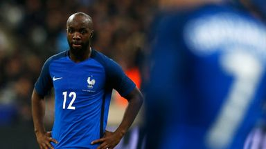 France midfielder Lassana Diarra appears to be on the move again