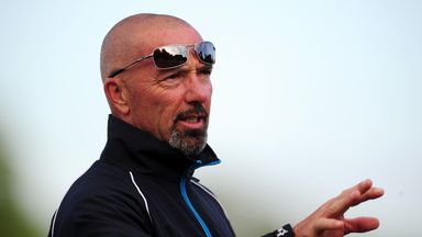 Matthew Maynard helped take Somerset to the brink of the County Championship title this season