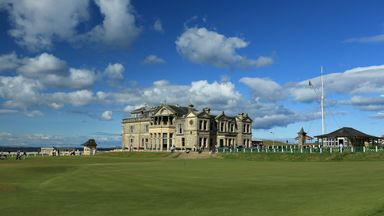 St Andrews is considered one of the most iconic golf courses in the world