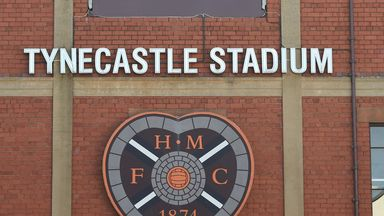 Hearts plan to replace the main stand at Tynecastle