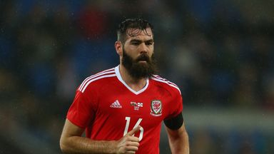 Crystal Palace midfielder Joe Ledley has been included in Wales' squad for Euro 2016