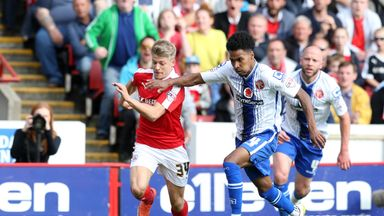 Rico Henry has left Walsall for Brentford