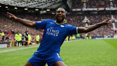Wes Morgan will be at the Copa America with Jamaica