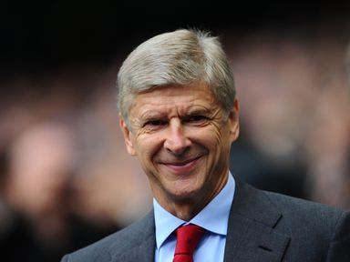 Arsene Wenger's Arsenal face Liverpool in the first round of fixtures