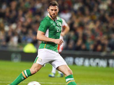 Daryl Murphy: Played for Ireland at Euro 2016