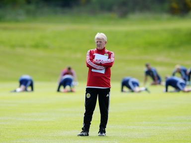 Gordon Strachan: Wishes he hadn't taken side to France