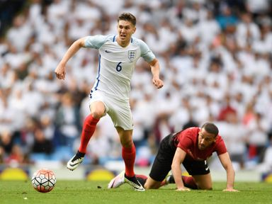 John Stones: Too error prone, says Campbell
