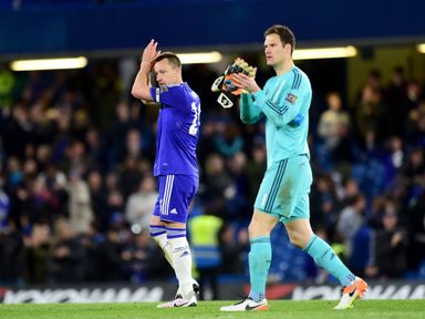 Asmir Begovic says Chelsea were right to give John Terry a new deal