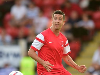 Lloyd James has joined Exeter City