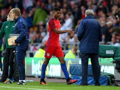Will Hodgson opt to take Rashford to Euro 2016?