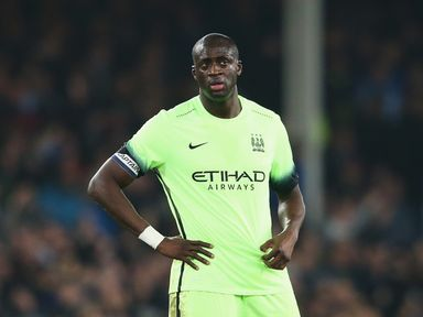 Yaya Toure: Doesn't agree FIFA should have disbanded its anti-racism task force.
