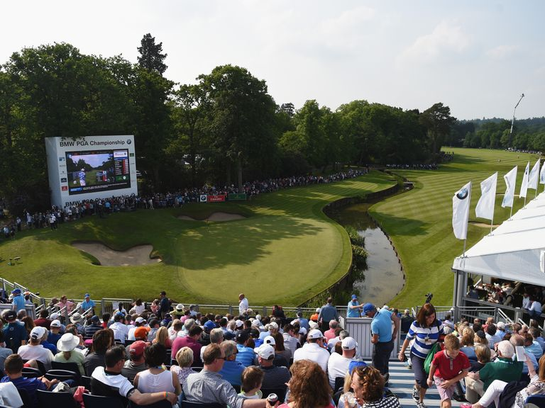 2017 Bmw Pga Championship Results Leaderboard Golf And