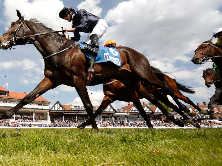 US Army Ranger just wins the Chester Vase