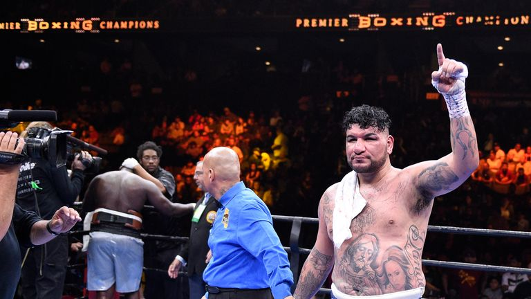 Chris Arreola will try to win a world title at the third attempt