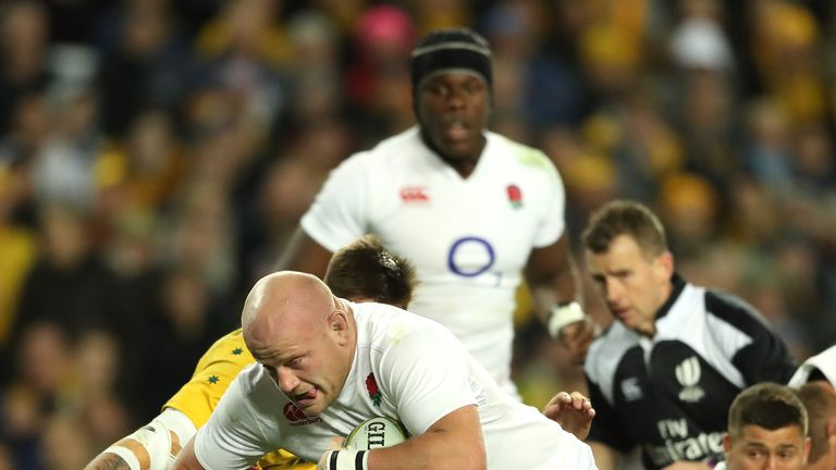 Dan Cole has been the focus of Australian scrutiny ahead of the weekend clash