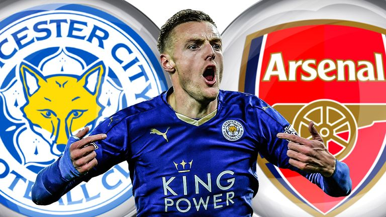 jamie vardy arsenal