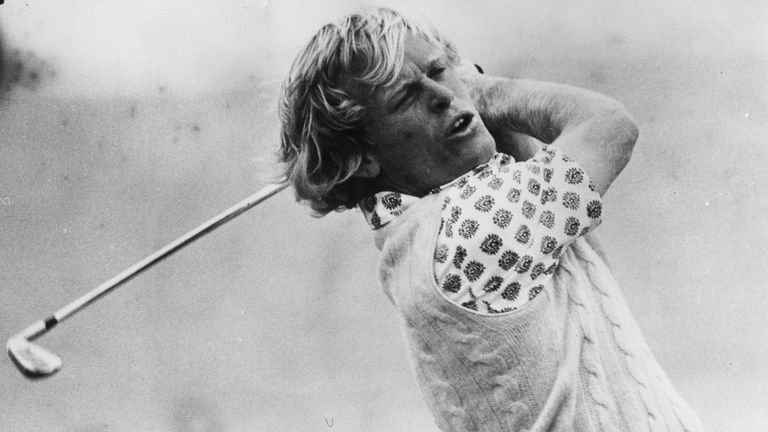Johnny Miller was the first player to fire a final-round 63 to win a major in 1973