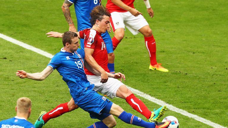 Исландия австрия 22 июня 2016 видео обзор
