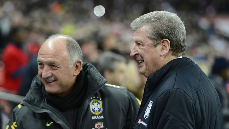 England last played Brazil at Wembley in February 2013, with Roy Hodgson's side emerging 2-1 winners
