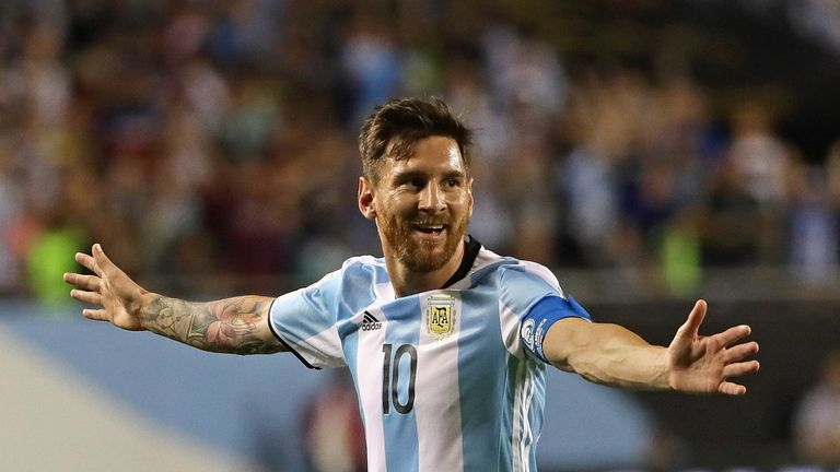 Lionel Messi retires as Chile stun Argentina in Copa America
