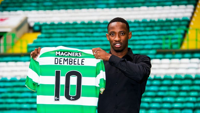 Image result for moussa dembele celtic