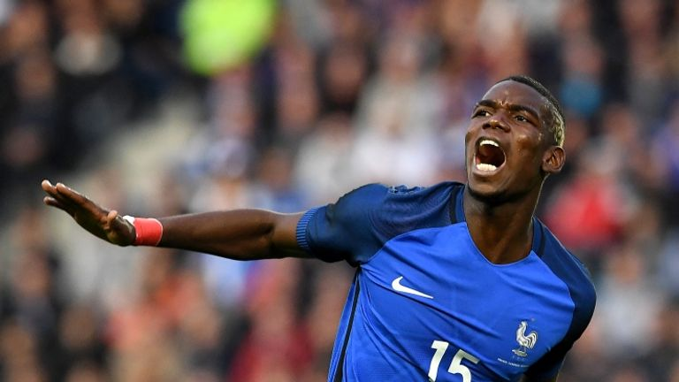 Pogba could cost United over £80m to buy back