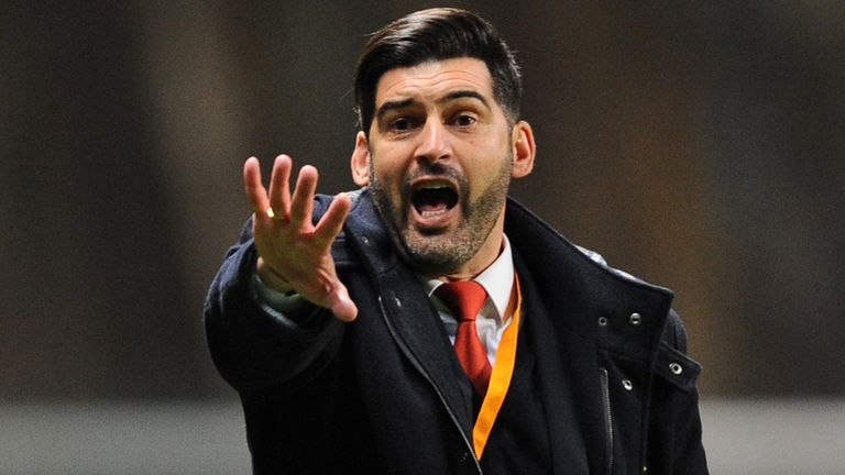 Could Shakhtar boss Paulo Fonseca be the man to replace Arsene Wenger?