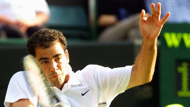 Pete Sampras won Wimbledon seven times