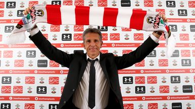 Claude Puel's first St Mary's game will be against Espanyol (picture courtesy of Southampton FC)
