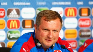 Czech Republic head coach Pavel Vrba has resigned following Euro 2016.