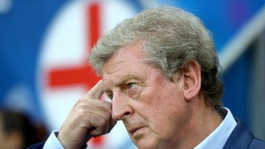 Roy Hodgson resigned on Monday night after suffering defeat by Iceland