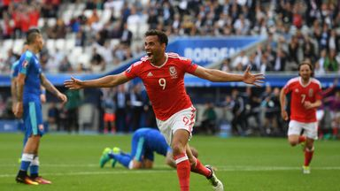 Hal Robson-Kanu will explore his options before deciding on his next move