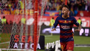 Neymar will extend his Barcelona contract in the coming days