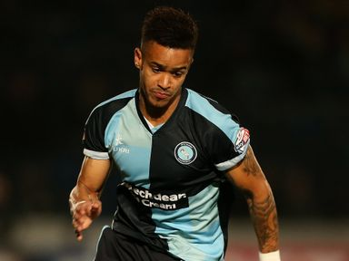 Paris Cowan-Hall is back on loan at Wycombe until into the new year