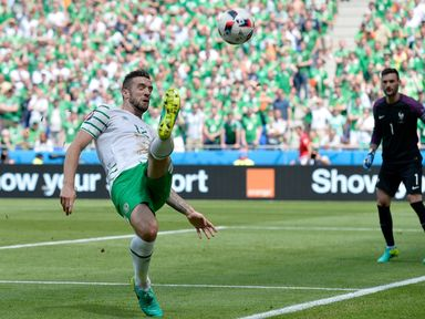 Shane Duffy feels he can compete at international level