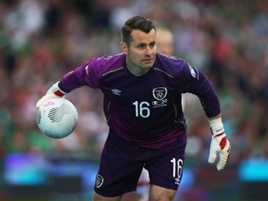 Shay Given was capped 134 times in over 20 years with Republic of Ireland