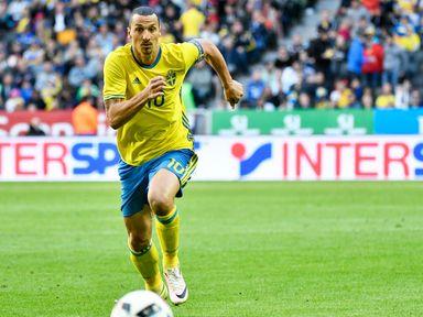 Zlatan Ibrahimovic is quitting international football