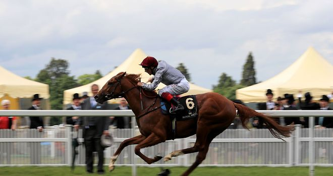Galileo Gold returns at Newbury on Saturday
